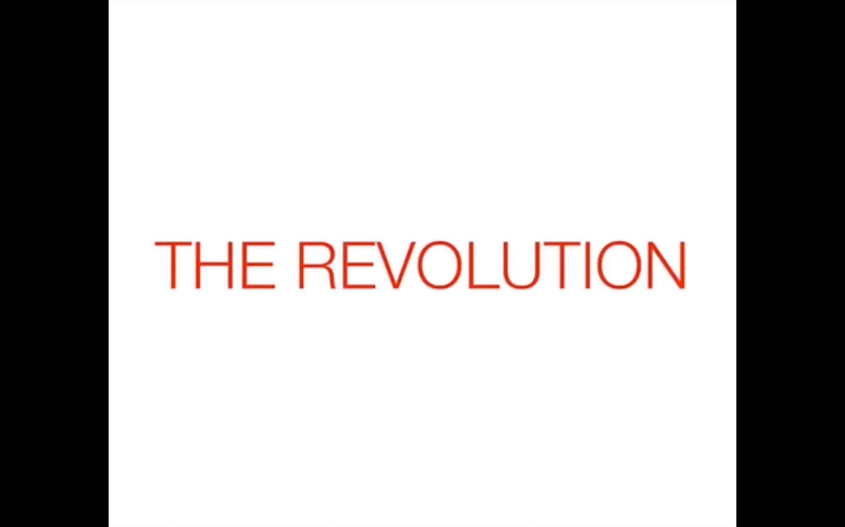 Mental Health Revolution
